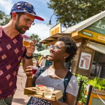 Foodies, Rejoice! Disney Unveils the 2017 Epcot Food & Wine Festival Booth Menus!