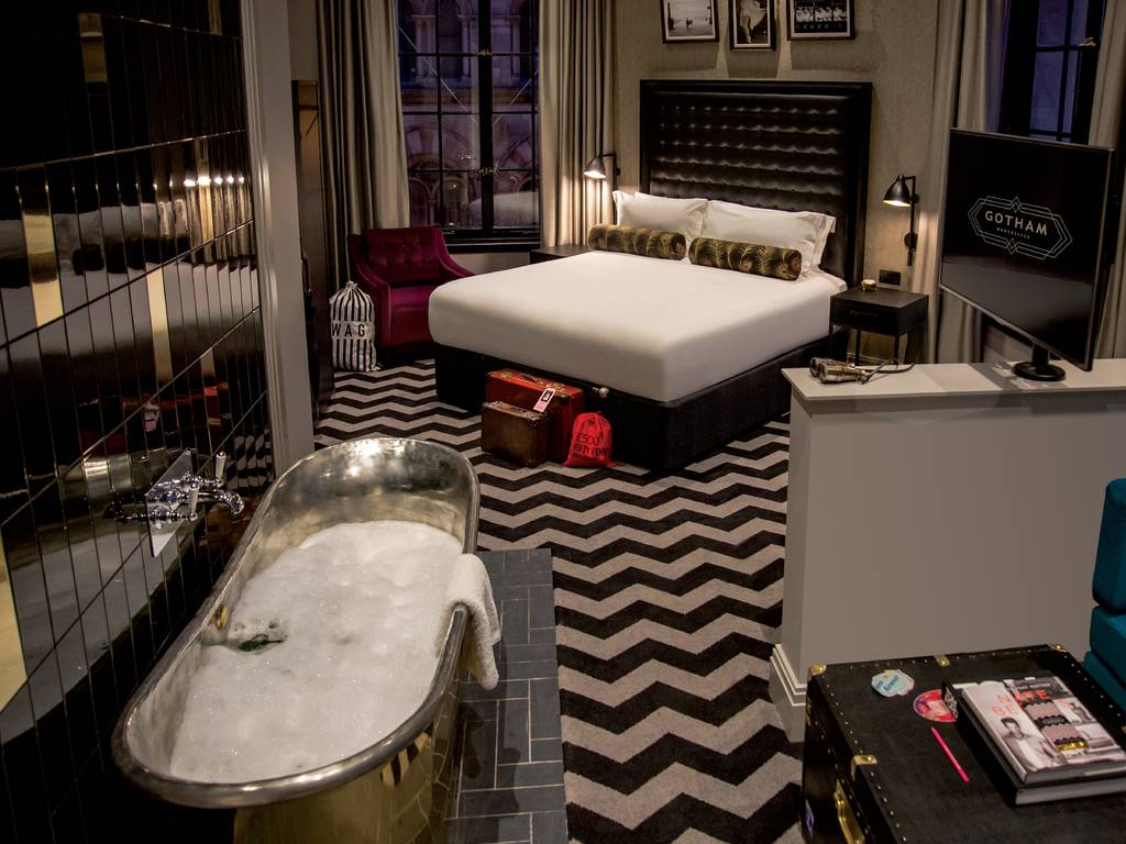 Hotel Gotham In North West England And Manchester Luxury