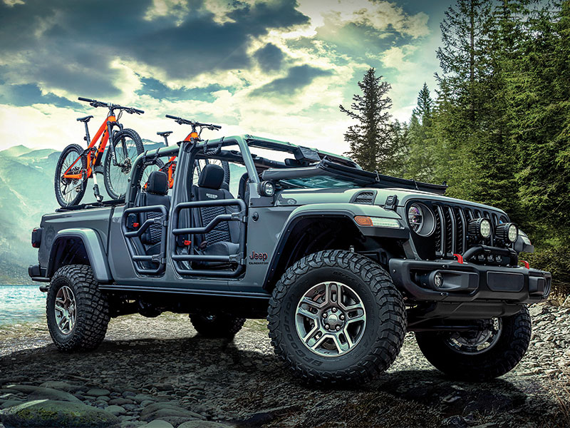 the gladiator preview jeep gladiator