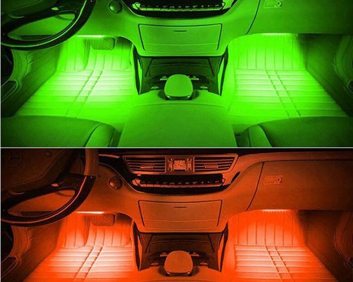 التطبيق التحكم بلوتوث تحكم Led لون تغيير طقم الإضاءة المحيطة