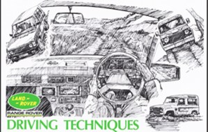 Land Rover Driving Techniques (Brooklands)