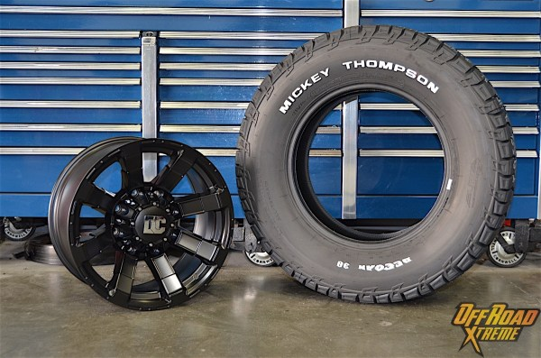 Spotted In The Shop Mickey Thompson Deegan 38 AllTerrain