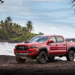 What Makes The Tacoma Trd Pro An Off Road Machine