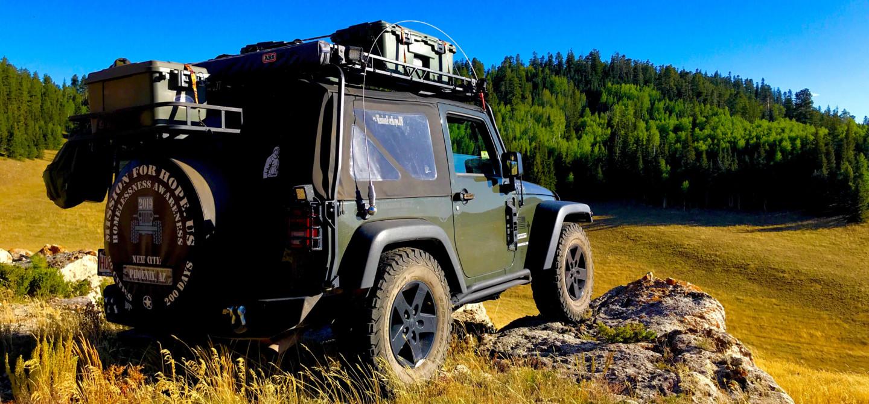 garvin wilderness racks fit every adventure