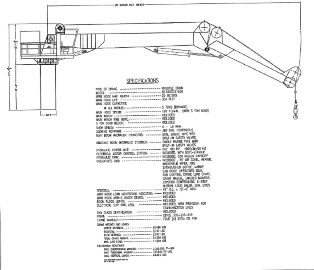 Crane Boom Design Drawing Pictures To Pin