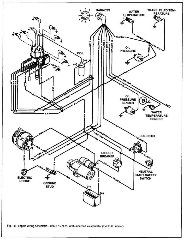 Scintillating Mercruiser Wiring Diagram Pictures - Best Image Wire ...