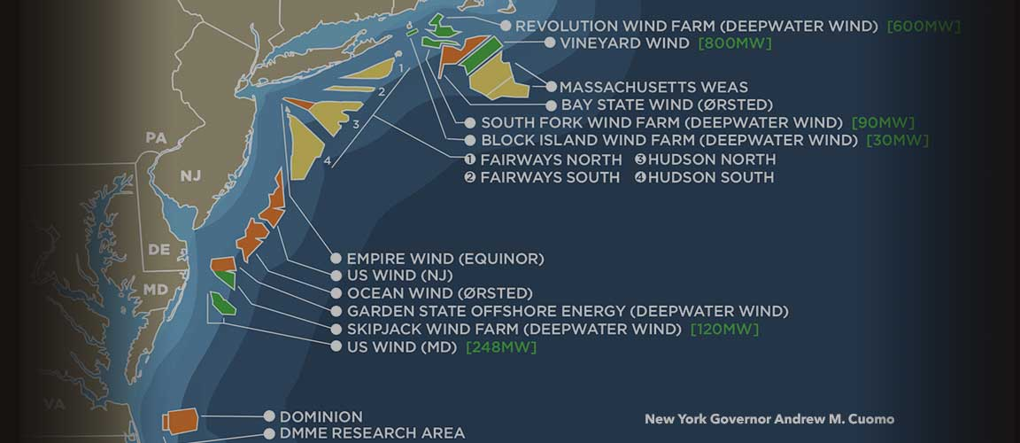 The Network's U.S. offshore wind market map is available!