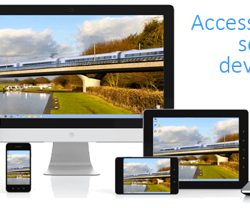 access your desktop anywhere