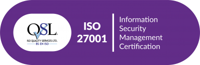 ISO QSL 27001 Information Security Management Certification