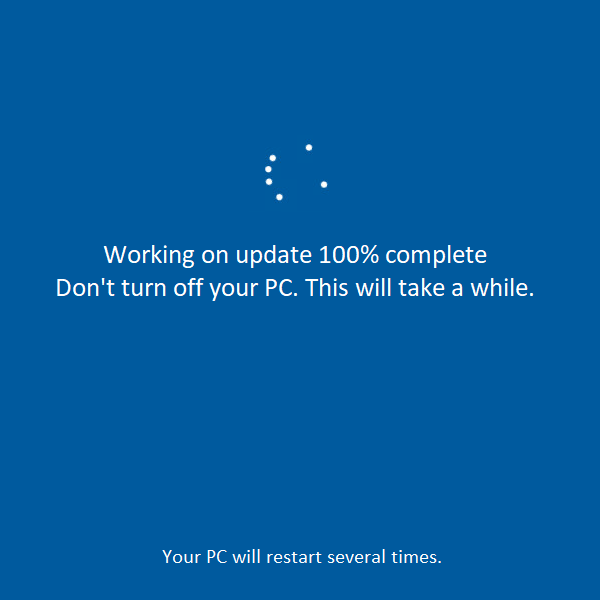 shutting down your pc