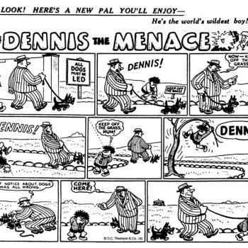 Dennis Menace 1951
