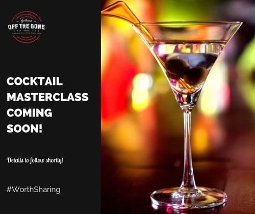 otb Cocktail Masterclass