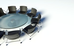 Private Area for Financial Discussions Increases Case Acceptance