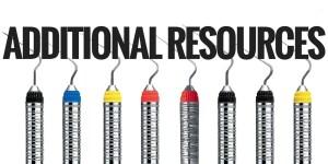 additional endodontics resources