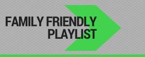 family friendly playlist on spotify