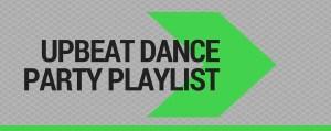 upbeat dance party playlist on spotify