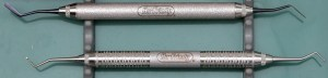 hu-friedy composite instrument and excavator