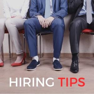 dental hiring tips