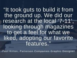 paul kirton best practice quote