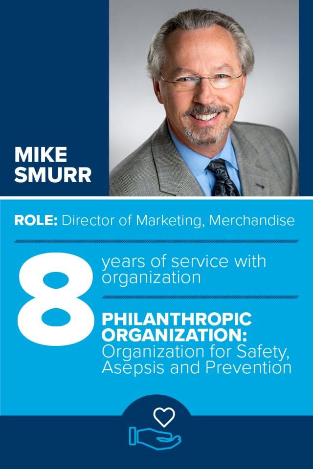 Patterson Profiles OSAP and Mike Smurr