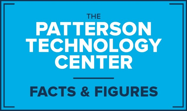 Patterson Technology Center infographic header