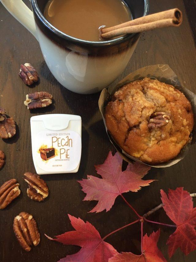 Pecan Pie Flavored Dental Floss
