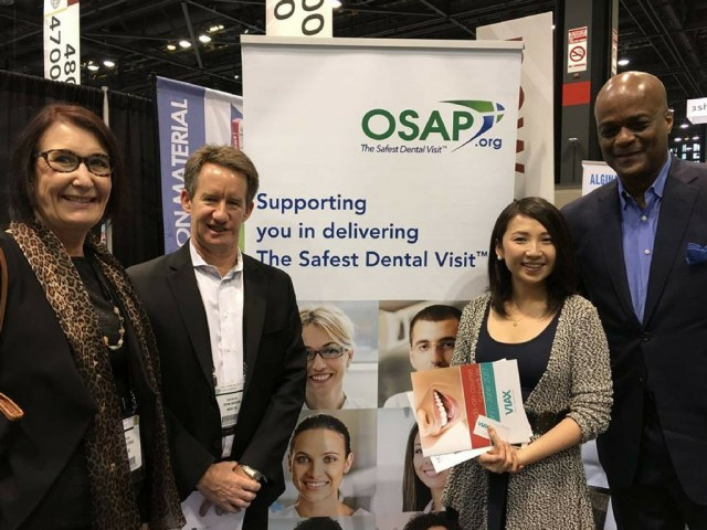 volunteer with osap