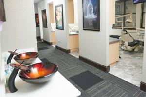 iKids Dental closed operatory area