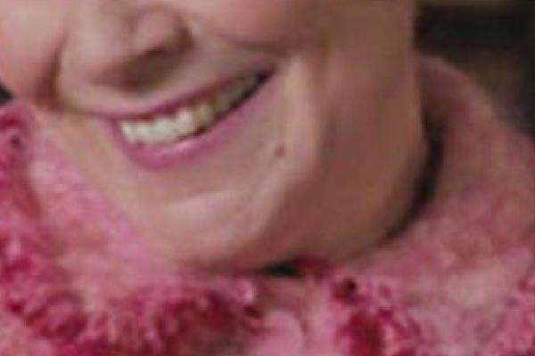 Dolores Umbridge Smile Closeup