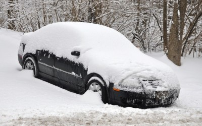 Preparing You And Your Car For Roadside Winter Survival