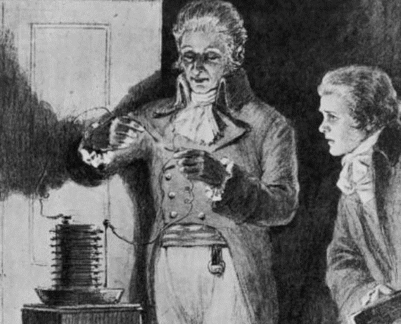 The 1800s Homemade Battery You May Need During A Collapse