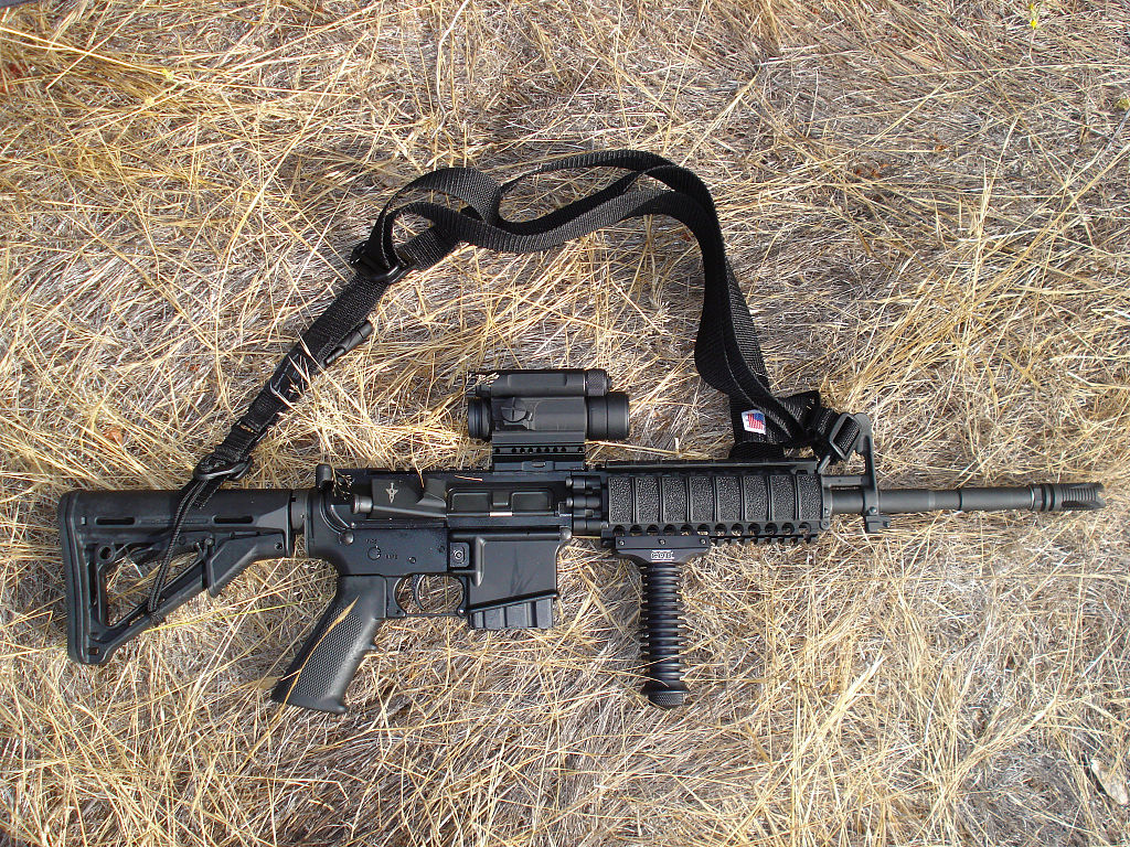 AR-15s 'Not Protected' By 2nd Amendment & Can Be Banned, Court Rules
