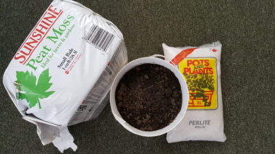 How To Turn Ordinary Garden Soil Into Organic Potting Mix