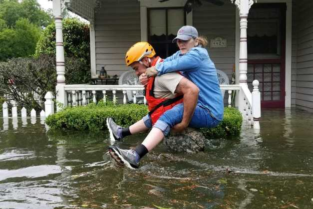 How To Prep For A Harvey-Type Flood