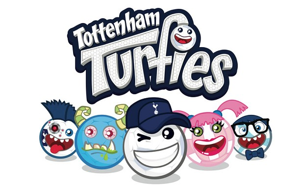 Tottenham Create New Turfies Computer Game To Attract New Fans And Causes Another Gareth Bale Story Off The Post