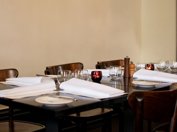 Provenance dining room