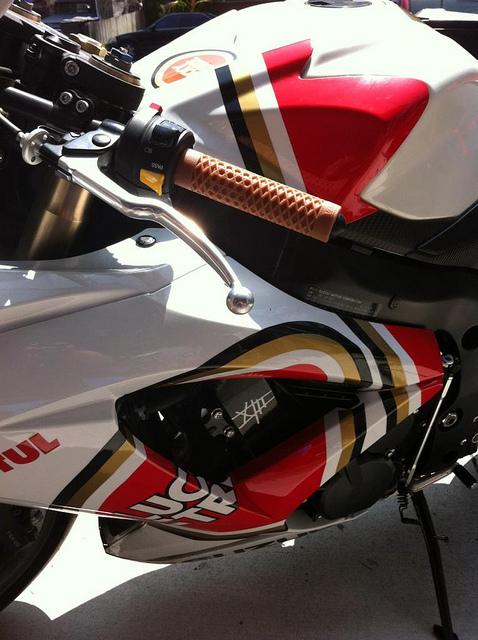 a5aa35aa7c Vans x CVLT – Bike Grips (fits motorcycles!)