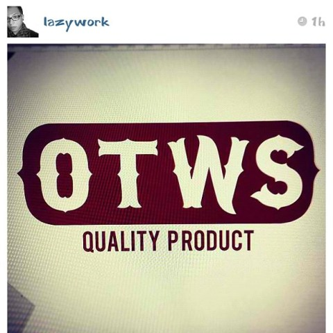 via Instagram - New tees coming soon!  Designed by the homie @lazywork .  Stay tuned for an official release and details on how to order.  #QualityShit #otws #2012isOurs #cantstopwontstop #eheh-eheh #PuttinInWork #LazyWork #1VansCommunity #otwsArmy #RiseAgainst #hashtag