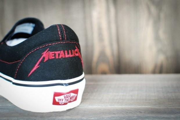"a03c32aa22 Vans x Metallica – ""Kill  Em All"" Sk8-Hi   Slip-On (Coming early 2013!)"