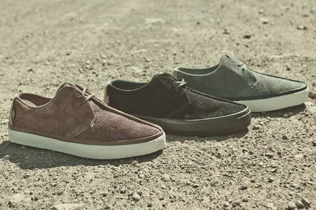 "ca672db9e1 Vans California – Carrilo CA ""Hairy Suede"" (Fall 2012)"