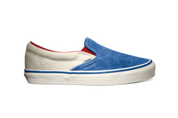 cea0b6d92a Vans Vault x W)Taps – Capsule Collection NOT MADE IN THE USA ...