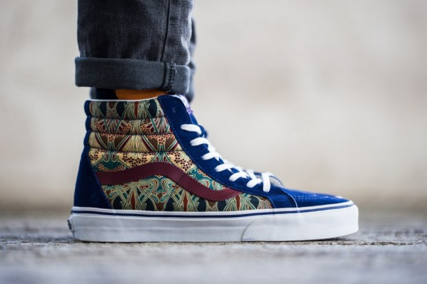 eac58b7af2 Vans x Liberty London – Collection Preview (Holiday 2013)