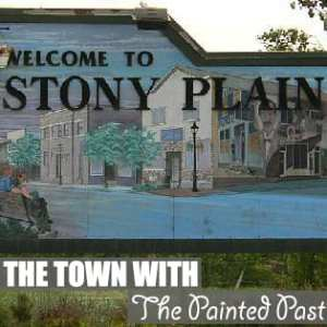 The Town with the Painted Past