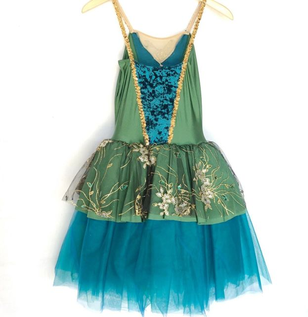 Looking for eco-friendly dance supplies? Don't buy your costumes brand new! Check out resale sites like Ebay instead.