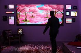 Microsoft apresenta TV de 120 polegadas