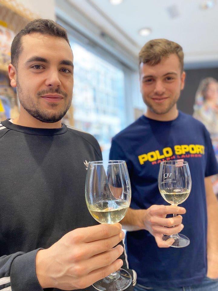 Degustación Vinos Bodegas VQ de El Toboso (Toledo)