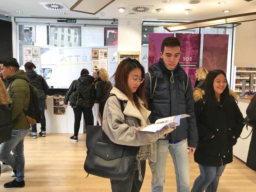Escuela de hostelería y turismo de Madrid