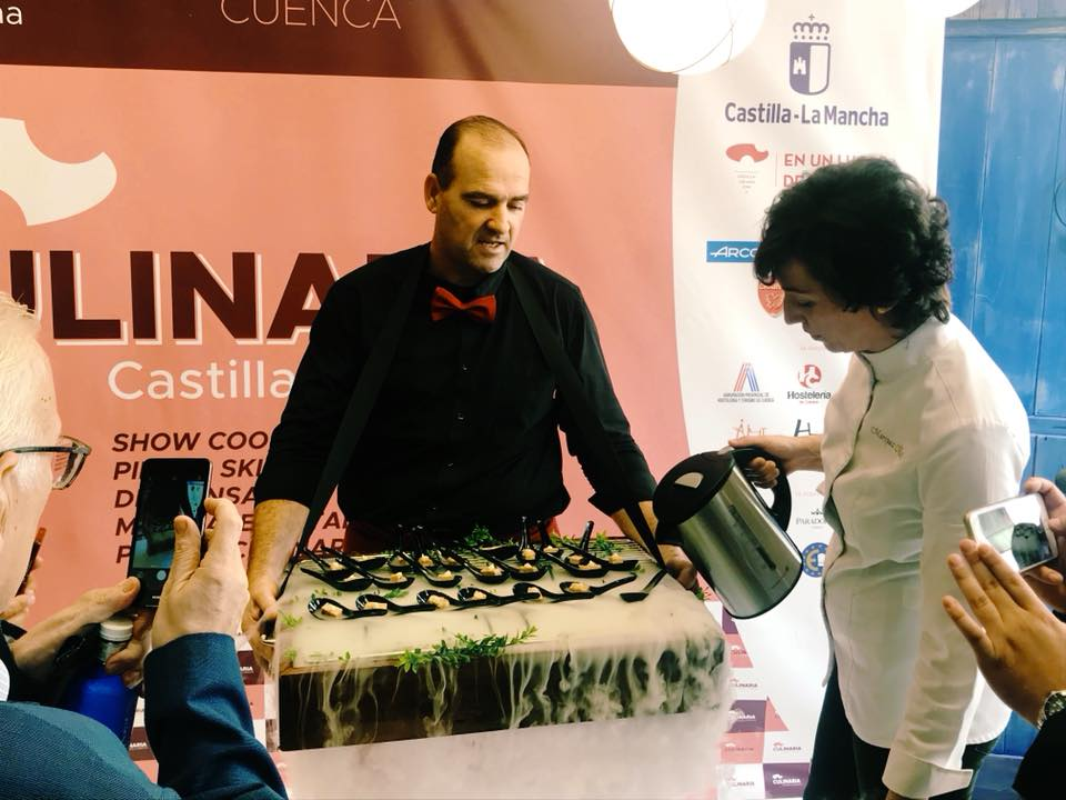 Presentación Raíz Culinaria Casilla-La Mancha