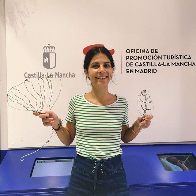 Taller de figuras de metal con la artesana Marian Delgado