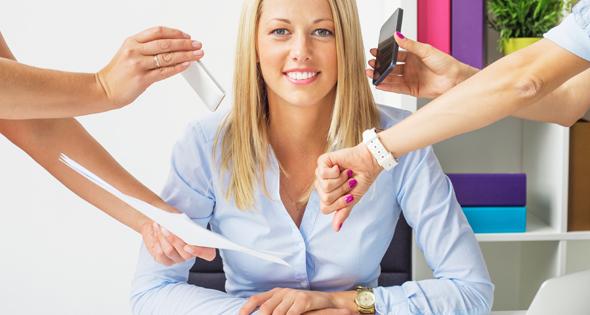 5 consejos para superar el estrés en el trabajo - Oficina Empleo
